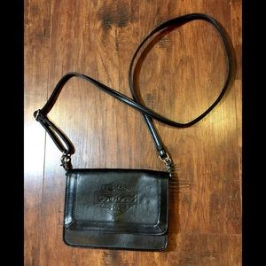 Harley-Davidson / Black Crossbody Purse